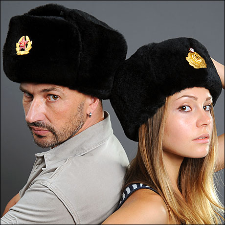 6a6396c07e663 Mouton Sheepskin - Full Fur - Premium Russian Hat   Premium ...