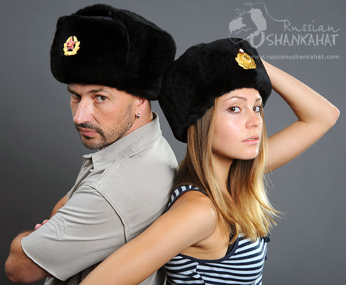 2f79266f252 Mouton Sheepskin - Full Fur - Premium Russian Hat   Full Fur Mouton ...