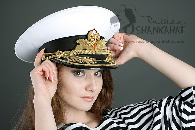 Soviet Russian Army Military Navy Visor Hats Peaked Cap Berets